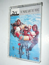 """The Mamas And The Papas """"The Millennium Collection"""" Cassette (MCA 1999 USA)"""