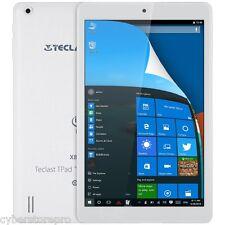 "TECLAST X80 Pro Tablet PC 8"" Windows 10 + Android 5.1 Quad Core 1.44ghz 2GB 32gb"
