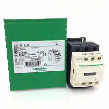 Schneider 3 Pole Contactor 18 a 3p LC1D18U7