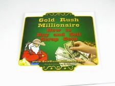 Gold Rush Millionaire How to Buy & Sell Scrap Gold Instructional Video DVD