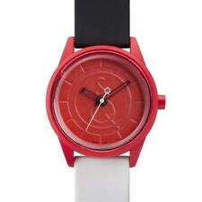 Q&Q Resin Band Stainless Steel Case Wristwatches