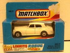 Matchbox Rolls-Royce Diecast Cars, Trucks & Vans