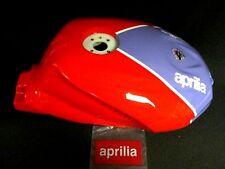 Nuevo Original Aprilia Rsv 1000 2004-2008 Rojo & Morado Tanque De Combustible ap8184349