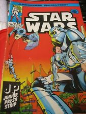 STAR WARS 24 Juniorpress strip.