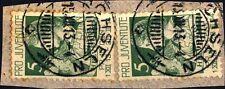 SVIZZERA - 1913 - Pro Juventute. Helvetia in quartina