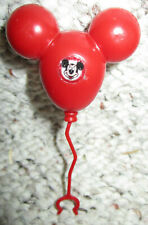 New listing 1996 Mattel Disney Fun Barbie Replacement Mickey Mouse Red Balloon