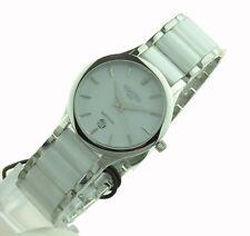 Roamer Swiss Made Damen Uhr C- Line Keramik  Saphir 657844 41 25 60 Neu