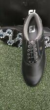 New Men's Footjoy Originals Golf Shoes #45331 Black Size  12