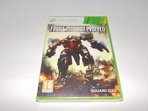 Front Mission Evolved   Microsoft Xbox 360 PAL   New and Sealed