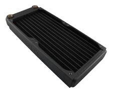 XSPC AX480 Premium Quad 120mm Fan Radiator Black