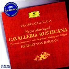 Herbert von Karajan - Cavalleria Rusticana [New CD] Germany - Import