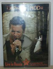 DEPECHE MODE - LIVE IN RUSSIA - DVD