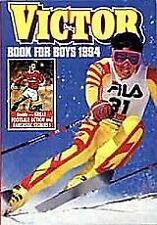 Victor Book for Boys 1994 (Annual)-D C Thomson