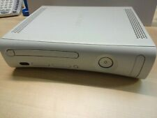 Microsoft XBOX 360 White HDMI Console Only Faulty Spares Repairs