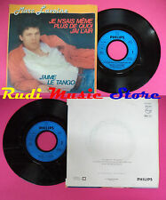 LP 45 7'' MARC LAVOINE Je n'sais meme plus de quoi j'ai l'air tango no cd mc dvd
