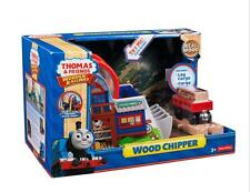Fisher Price Thomas The Tank Engine & Friends Wooden Railway Wood Chipper