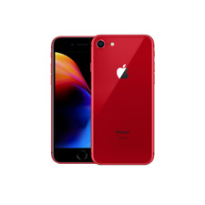 Apple iPhone 8 - 256GB - Red - Fully Unlocked (CDMA + GSM) - Smartphone