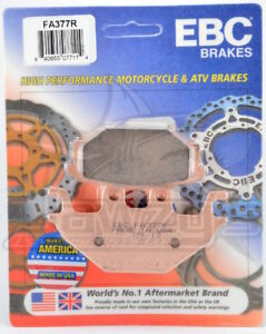 EBC Sintered Rear Brake Pads for Can-Am DS 250 2007-2012