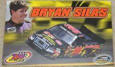2012 Brian Silas Team 3 Racing Ford F-150 Rockingham NASCAR postcard