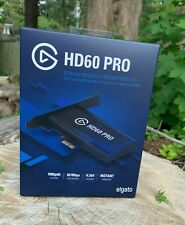 ELGATO HD60 PRO Video Card Game Capture Stream HDMI HD 60 Pro for PC BRAND NEW