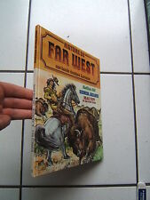 HISTOIRE DU FAR WEST  5 / BUFFALO BILL / MAC COY / ANDREW JACKSON