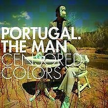 Censored Colors von Portugal.the Man | CD | Zustand gut
