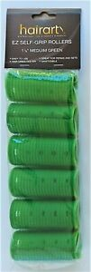 THERMAL SELF GRIPPING Hair Rollers  or EZ ROLLERS by HairArt --  FREE SHIPPING