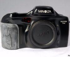 Used Minolta Film Camera Maxxum 7Xi SLR Body Only Built-in flash (SN 19115189)