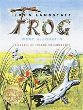 Frog Went A-Courtin' by Langstaff, John