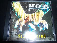 Ammonia Sleepwalking Rare 5 Track CD EP - Like New