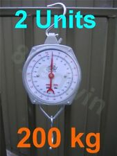 2 of Quality Hanging Metal Scale 200 kg TN, Cushioning box Packed Fast Shipping
