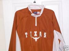 NIKE Texas Longhorns Windbreaker Pull Over Jacket Mens Size Large NWT  #2