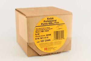 Kodak Portra 400vc 70mm x 30,5m  Professional MDH 2006