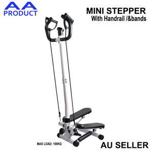 Mini Stepper Fitness Exercise Calves Thigh Bum Leg Training GYM Workout Machine