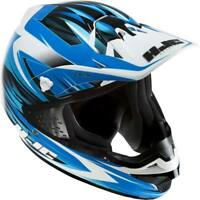 Casco da Motocross ,Enduro, Motard HJC Modello CS-MX Shattered MC-2 SOTTOCOSTO