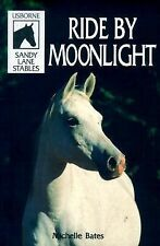 Ride by Moonlight (Sandy Lane Stables)-ExLibrary