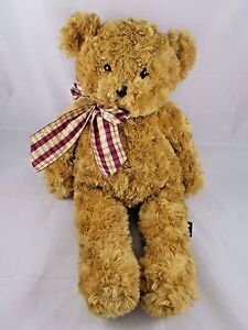 "Bearington Collection Bear Plush 17"" Stuffed Animal toy"