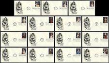 #3151a-3151o 32c American Dolls, Art Craft FDC ANY 4=