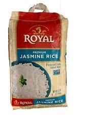 Royal - White Premium Jasmine Rice - 25 lb Bag