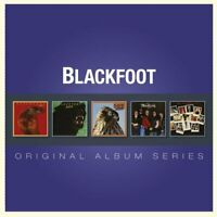 Blackfoot - Original Album Series [CD]