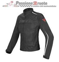 Giacca donna moto Dainese Hydra Flux Lady dry nero black taglia 50 woman jacket
