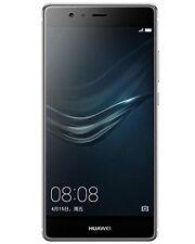 "Open Box Huawei P9 EVA-L09 32GB 5.2"" LTE Factory Unlocked Smartphone-Titan Gray"