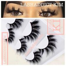 💕TOP Lashes 3 Pairs 3D Mink Fur lashes Or 5 pairs False Eyelashes US SELLER