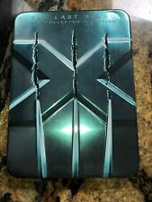 Marvel Comics X Men The Last Stand-Collectors Edition Storage Tin-No DVD