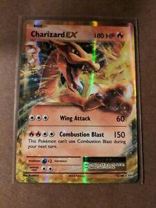 Pokemon Charizard EX Evolutions Ultra Rare 12/108 NM/M