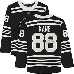 Autographed Patrick Kane Blackhawks Jersey Fanatics Authentic COA Item#11071387