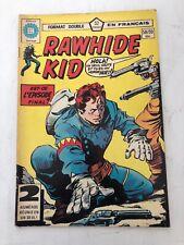 Rawhide Kid # 58/59 Edition Heritage - Last Issue -error Numbering
