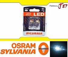 Sylvania ZEVO Led 921 T15 T16 White 6000K Two Bulbs Upgrade Replacement Light