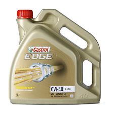 Castrol  EDGE Titanium FST 0W-40 A3/B4  4 Litro Barattolo