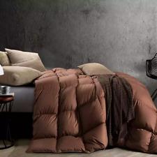 Snowman Luxurious Goose Down Comforter 100% Egyptian Cotton 280gsm Queen Size